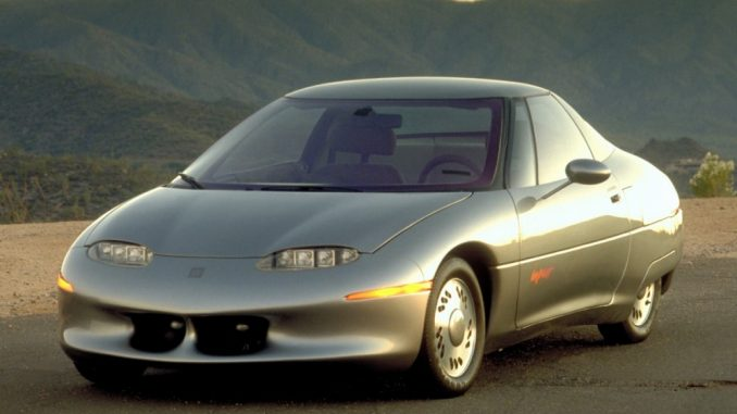 GM EV1 - The Car of the Future...Today