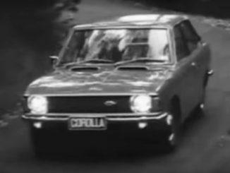 History of Toyota Corolla in Australia