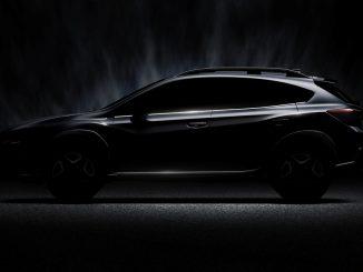2018 Subaru XV to launch at Geneva Motor Show
