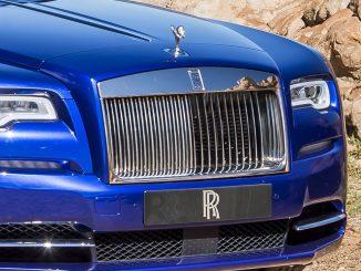 Rolls-Royce chooses Shell Oil for V12 engines