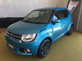 Suzuki launches the new Ignis