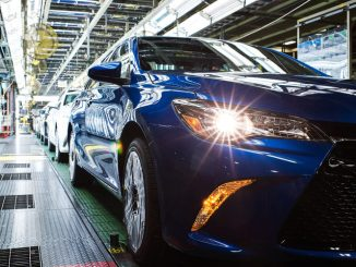 Toyota production hits new highs in the U.S.
