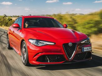 2017 Alfa Romeo Giulia Australian pricing confirmed