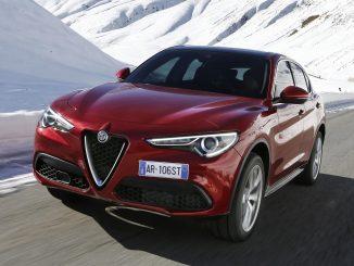 Alfa Romeo Stelvio SUV arrives in Europe