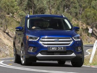 2017 Ford Escape in Ford dealerships now