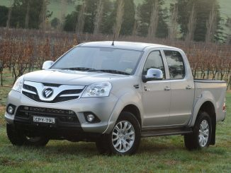 Free tow bar offer launched on Foton Tunland