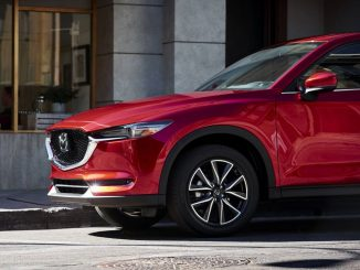 2017 Mazda CX-5 welcomes new safety features
