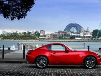 2017 Mazda MX-5 RF given five-star safety rating