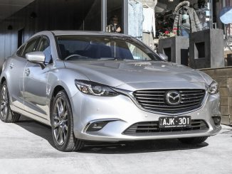 2017 Mazda6 Atenza Review
