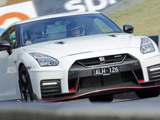 2017 Nissan GT-R NISMO lands in Australia