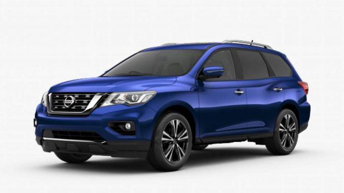 Updated 2017 Nissan Pathfinder range to land in March