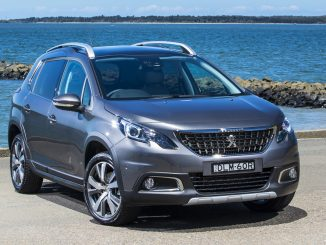 2017 Peugeot 2008 arrives in Australia