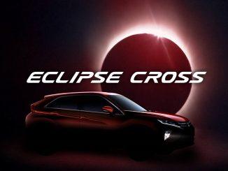 Mitsubishi to build Eclipse Cross compact SUV
