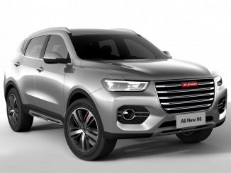 New-gen HAVAL H6 unveiled