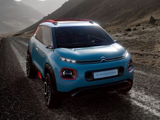 Citroen set to offer new compact SUV