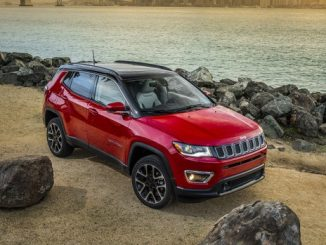 2017 Jeep Compass launched in North America