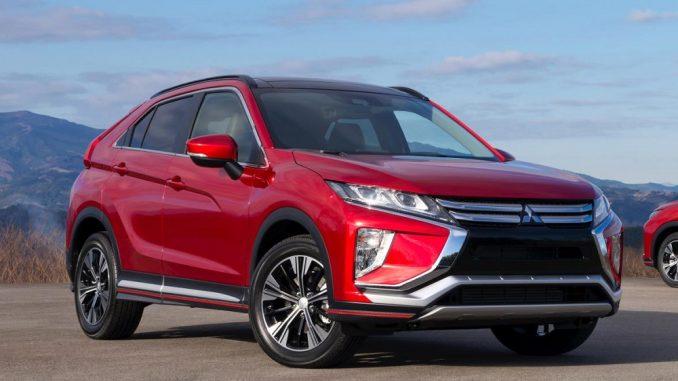 Geneva debut for Mitsubishi Eclipse Cross
