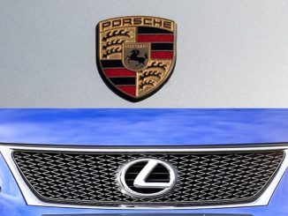 Lexus and Porsche top 2017 Dependability Study