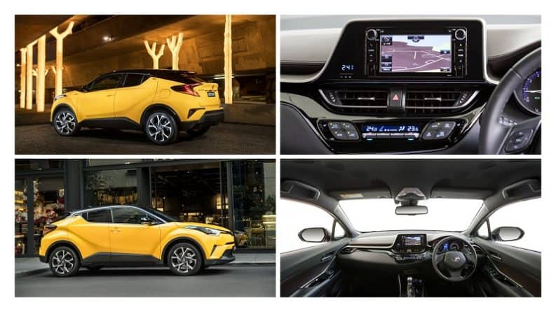Toyota C-HR launched in Australia