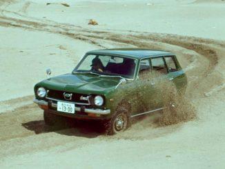 The History of Subaru