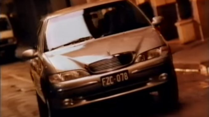 1995 Ford Fairlane TV Commercial