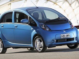 Takata Airbag issues affect Mitsubishi i-MiEV