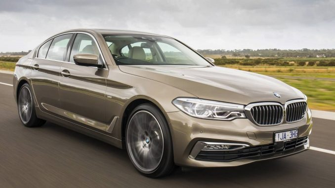 2017 BMW 5 Series chat with Shawn Ticehurst