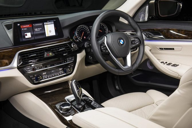 2017 BMW 5 Series Launch Review