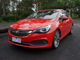 2017 Holden Astra RS-V Review
