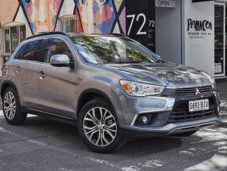 2017 Mitsubishi ASX LS Review
