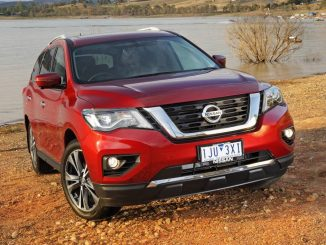 Nissan Australia launches updated 2017 Pathfinder