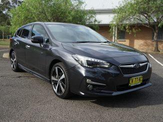 2017 Subaru Impreza 2.0i-S Review