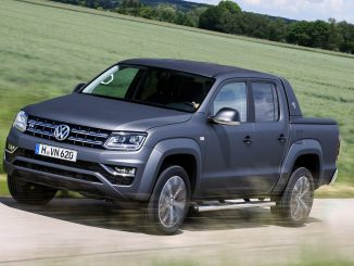Matte Paint now available on Volkswagen Amarok