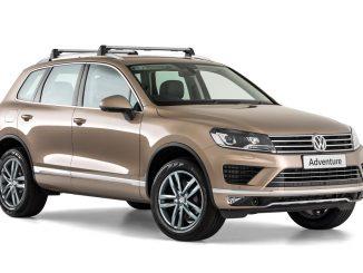 Volkswagen Touareg Adventure confirmed for Australia