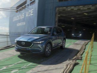 Australian touchdown for 2018 Mazda CX-5