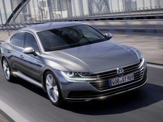 Volkswagen Arteon makes Geneva debut
