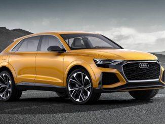 Audi shows Q8 sport concept in Geneva