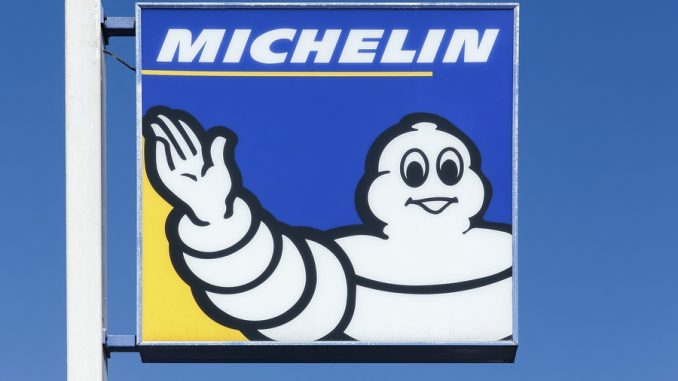 U.S. car owners give Michelin tyres thumbs up