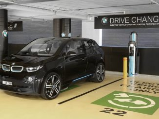 BMW and Westfield open EV charging stations