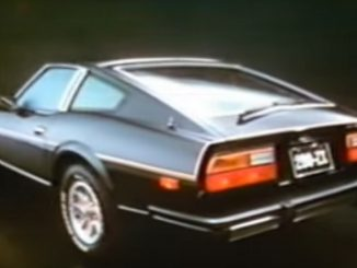 Datsun 280ZX U.S. TV Commercials