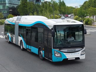 Iveco supplying hybrid-powered buses to Milan
