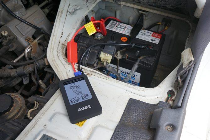 LASER Power Bank CJ6000 Review