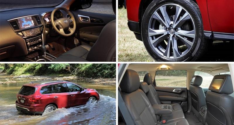 Nissan Australia launches updated 2017 Pathfinder