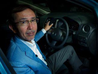 Nissan design chief retires
