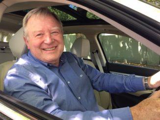 Peter Hitchener talks 'Behind the Wheel' on EON Sports Radio