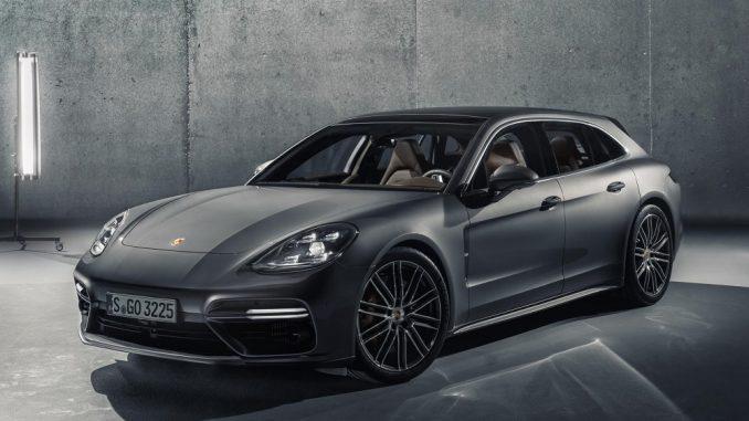 Porsche to build Panamera wagon