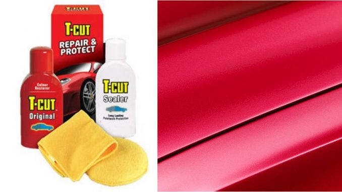 T-Cut Repair & Protect Kit