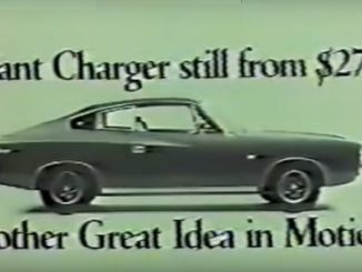 'Hey Charger' TV Commercials