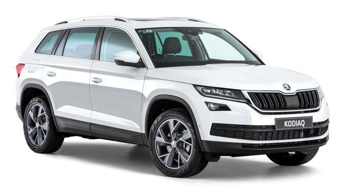 Škoda Kodiaq pricing announced ahead of launch