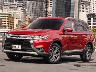 Door lock issue sparks Mitsubishi Outlander/ASX recall